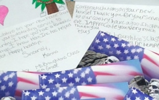 veterans blog 320x202 - 5th Graders Bring Holiday Cheer to Formerly Homeless Veterans