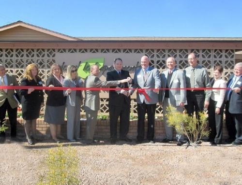 Desert Leaf Apartments – New Permanent Supportive Housing
