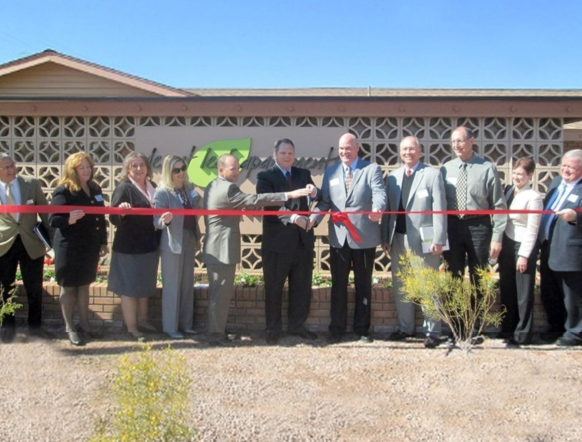 desert leaf apartments blog - Desert Leaf Apartments - New Permanent Supportive Housing