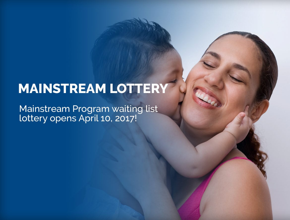 blog2b - Mainstream Program Waiting List Opening