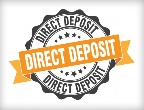 Direct Deposit – ACH Payments