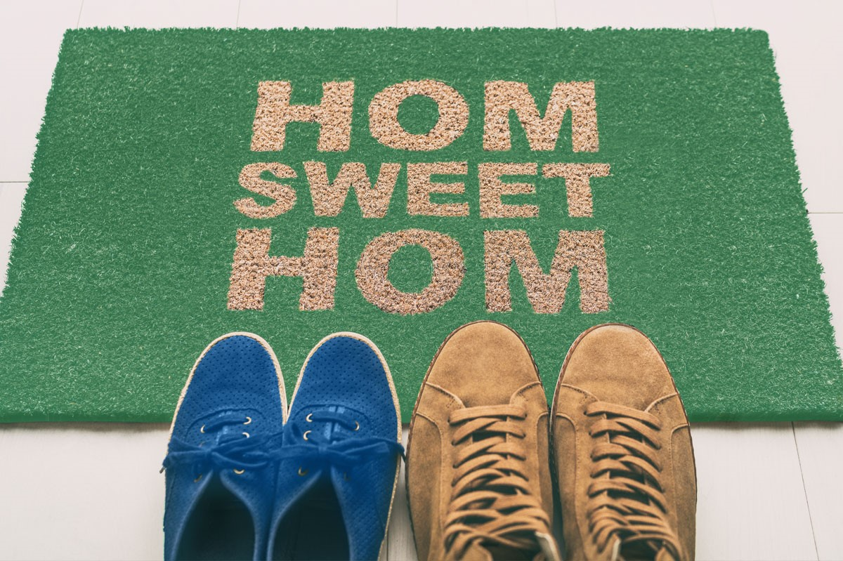 HOM Sweet HOM Doormat - Housing Provider Transition FAQ - Welcome HOM