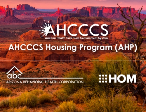 AHCCCS Announces Housing Administrator Contract Award