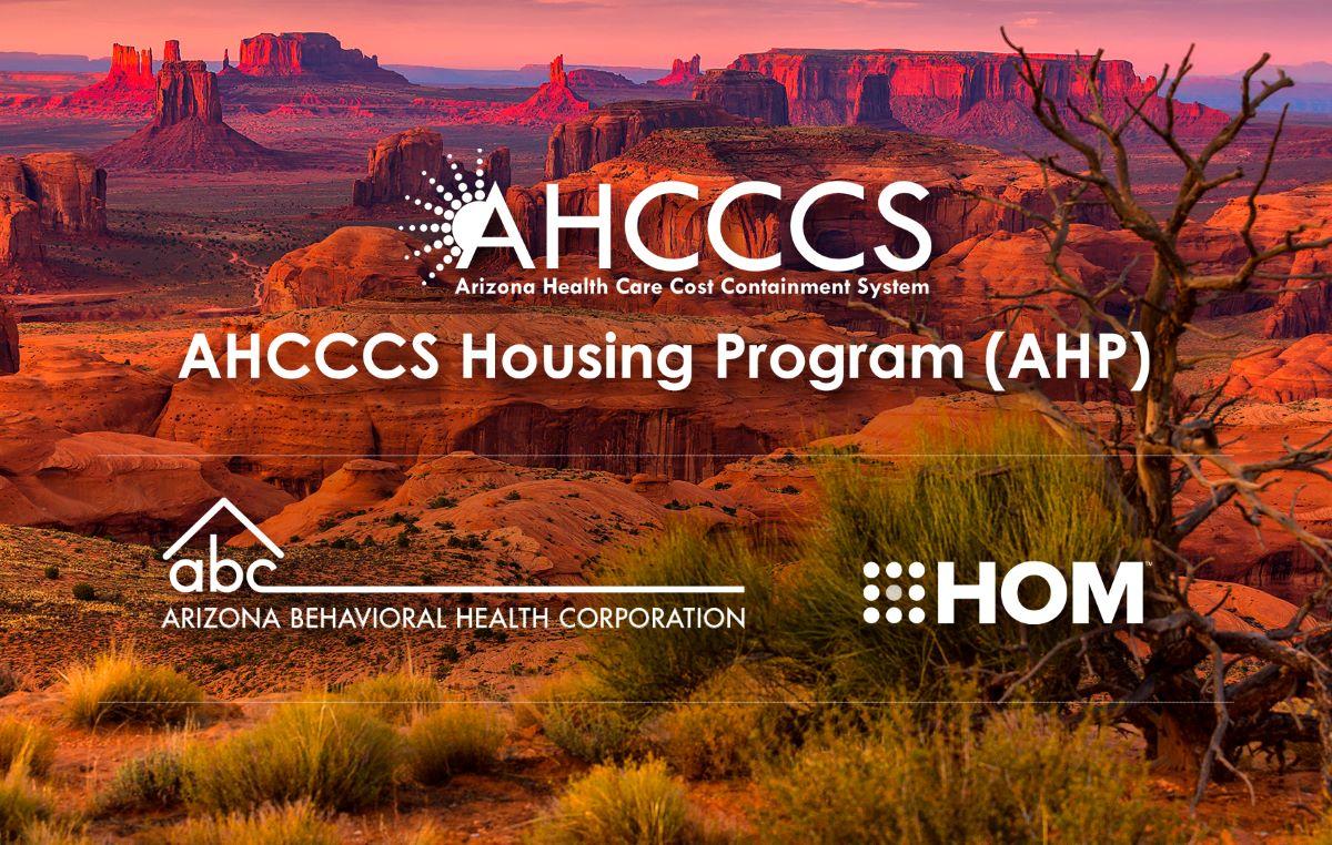 AHCCCS AHP Program